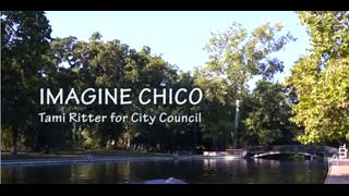 Chico City Council Member Tami Ritter asks constituents to Imagine Chico