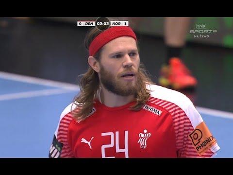 Denmark vs Norway Handball 2017 Golden League Handball HD