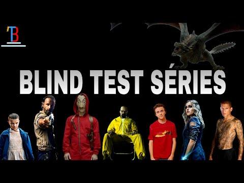 BLIND TEST SÉRIES DE 80 EXTRAITS (AVEC RÉPONSES)
