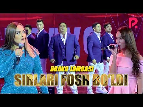 Bravo Jamoasi - Sirlari Fosh Bo'ldi   Браво жамоаси - Сирлари фош булди