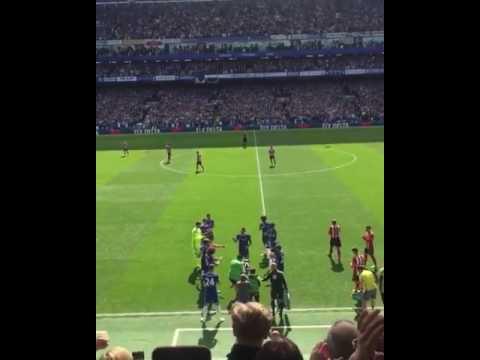 John Terry addio al Chelsea: Stamford Bridge e Lampard applaudono!
