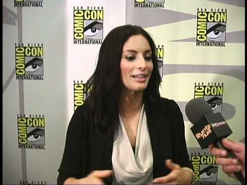 Eureka  ComicCon 2009 Exclusive: Erica Cerra on Season 4