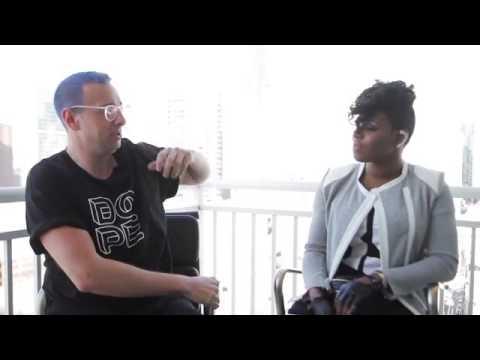 Ta'Rhonda Jones Interview's With - The City of Michael