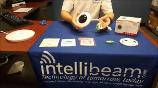 Hikvision DS-2CD2942F-(I)(S) 4MP Fisheye Camera unboxing by Intellibeam.com