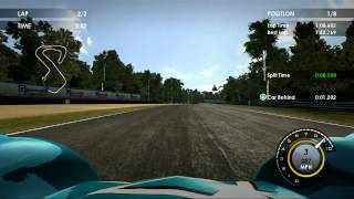 grT at Brands Hatch on RACE PRO by SimBin (xbox 360)