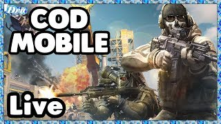 COD MOBILE LIVE // PRO RANK GRIND // LEVEL 70 // CALL OF DUTY