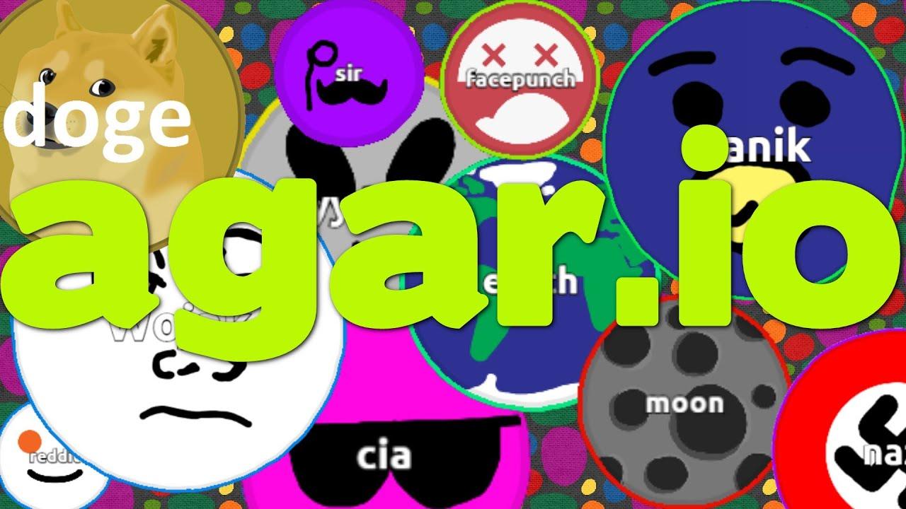 Agar io | Агарио — Играть бесплатно на
