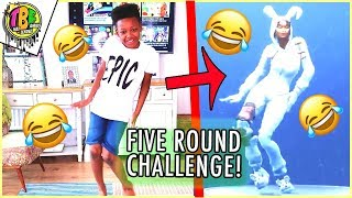 FORTNITE DANCES in REAL LIFE 😭I That Blended Family