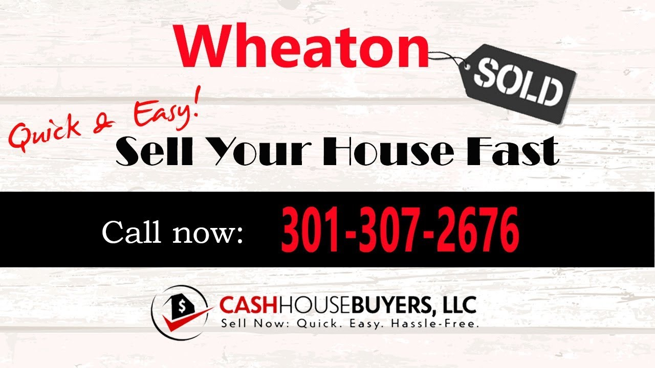 HOW IT WORKS We Buy Houses Wheaton MD   CALL 301 307 2676   Sell Your House Fast Wheaton MD