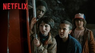 Stranger Things - Bande-annonce 2 - Netflix [HD]