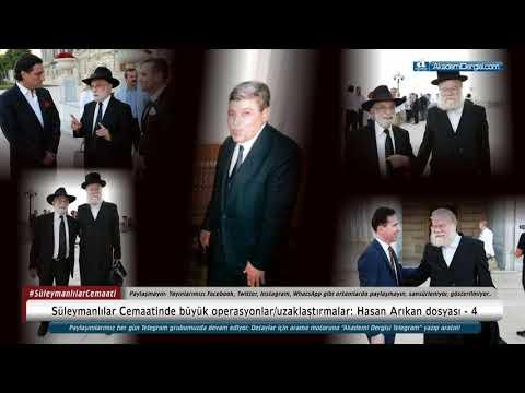 Hasan Arıkan Dosyası - 4   Süleymancılar Cemaatinde Büyük Operasyonlar/uzaklaştırmalar