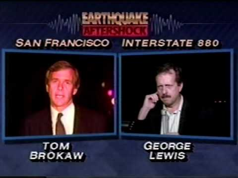 NBC News Special: Earthquake Aftershock, October 18, 1989