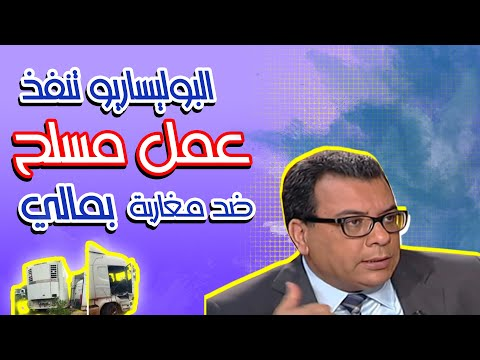 منار اسليمي:مخطط جزائري ينفذ في مالي ضد المغرب والعمامرة بخطاب ايراني في القاهرة .