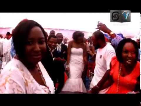 Watch Teju Babyface Church Wedding Reception