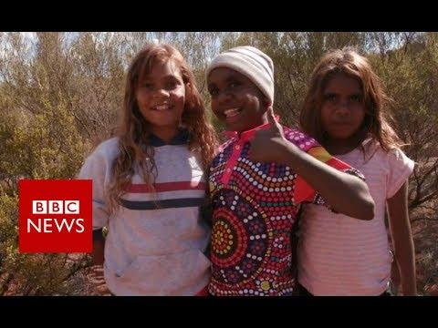 Australia: Reclaiming the Rock - BBC News