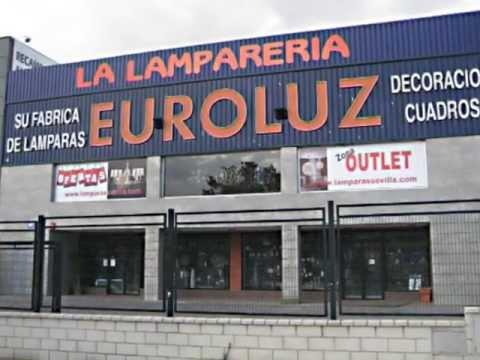 Tienda de Iluminación y Decoración en Dos Hermanas (Sevilla) - YouTube