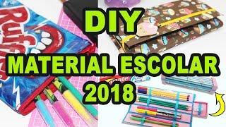 DIY – 5 Ideias de Estojo para seu Material Escolar – Compilação
