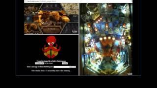 Internetified Hobbit Pinball - Quick Demo