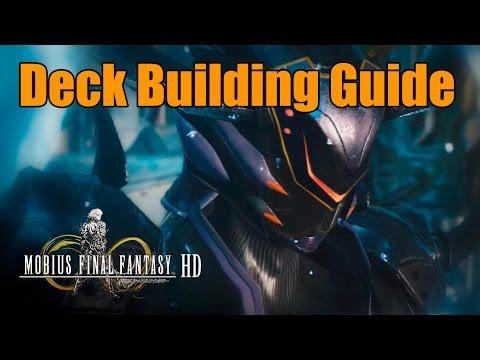 Mobius Final Fantasy - Deck Building Guide