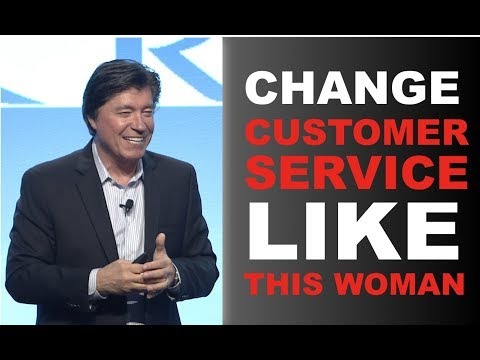 Why  is This Customer Service Story SO Inspiring? | Leadership speaker | Ross Shafer