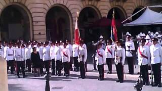 Gambar cover Armed forces of malta parade