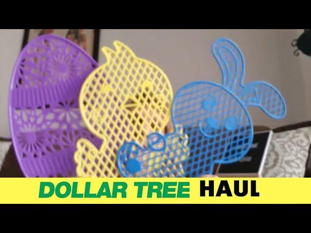 Saturday Dollar Tree Haul DOLLAR TREE HAUL* WHAT DID I PICK UP???