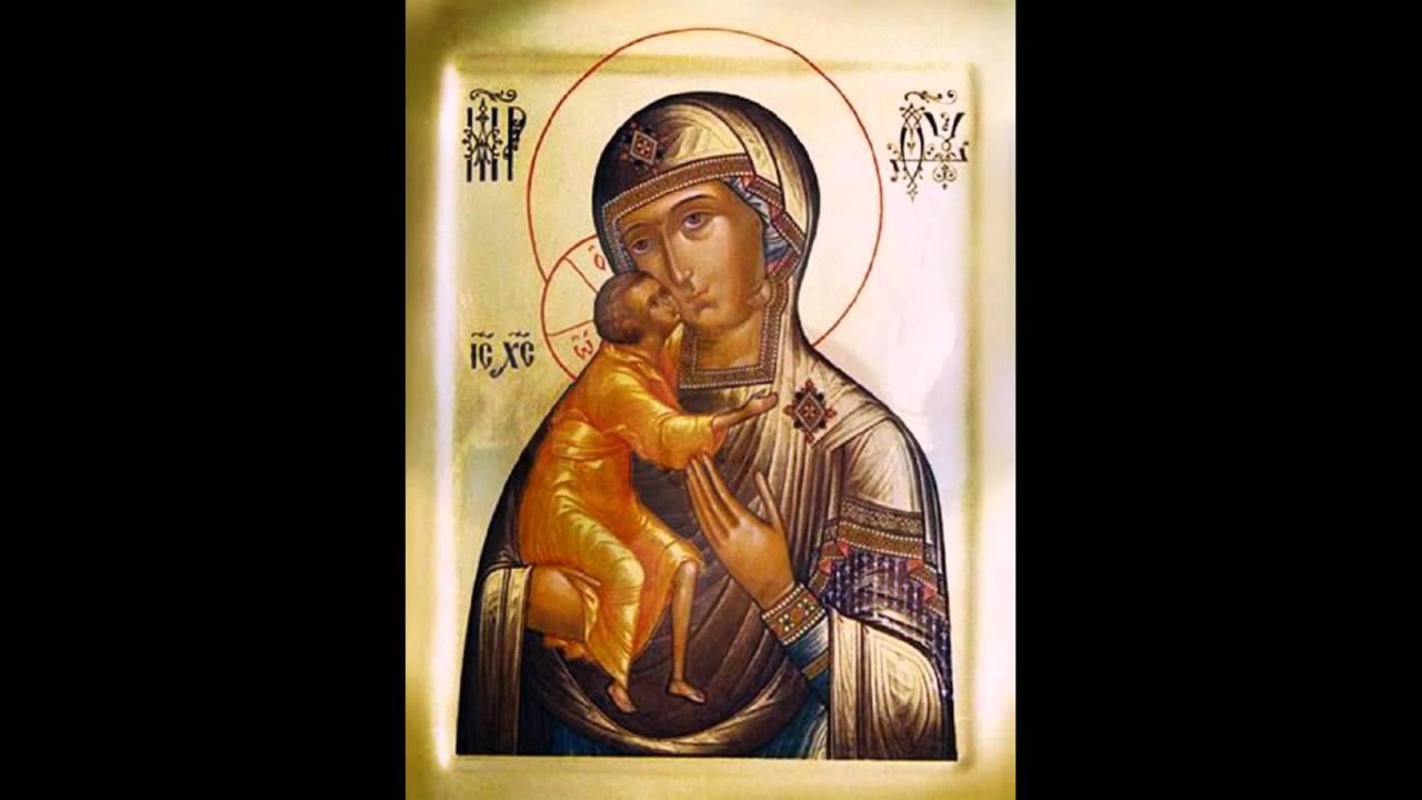 Молитвы беременных женщин о благополучном  разрешении
