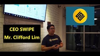 Swipe Coin Ieo Binance Dex  Ceo Swipe Mr. Clifford Lim  English.