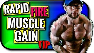 Muscle Gain Tip BREAKING Research | Dr. Brad Schoenfeld Hypertrophy Training -Loci of Focus