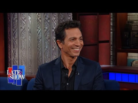 Benjamin Bratt Has High Standards For His Cutlery