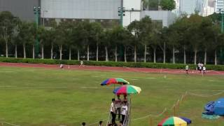 Hpccss開平中學校運會 2016 男甲4X400米決賽