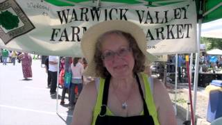 Warwick Valley Farmers Market ~ Warwick, New York