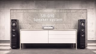 Grand Class Speaker System SB-G90
