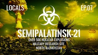 """""""My home: nuclear base Semipalatinsk-21"""", Episode 07: """"Locals"""""""