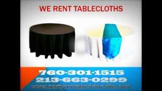 Party Rentals Victorville Jumpers, Chairs, Tables, Tents and much more