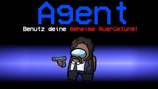 Die NEUE ROLLE *AGENT* in Among Us!