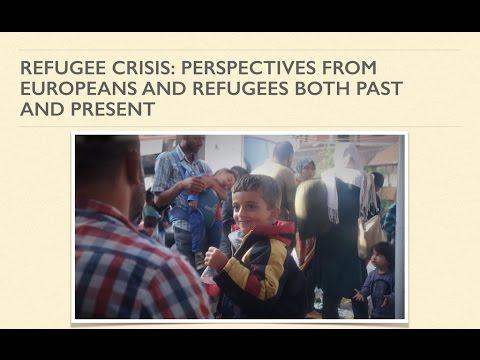 English: Gateway to the World - Week 9: Refugees