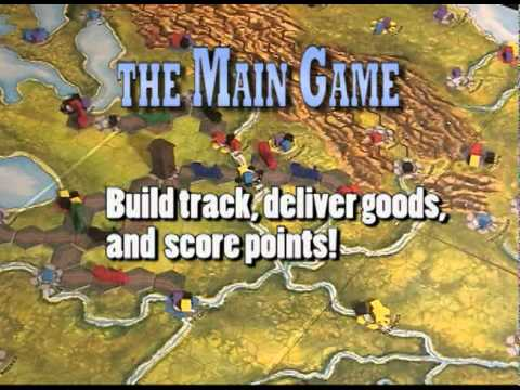 Railways of the World | Board Game | BoardGameGeek