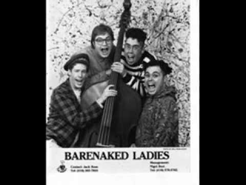 lady Barenaked jane