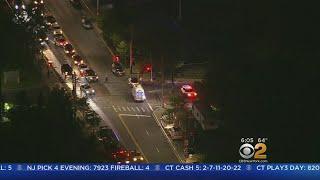 Man Shot Dead Following Crash In Queens