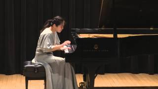 Kirchner Five Pieces for Piano Sangyoung Kim (Live performance)