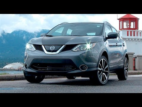 nissan qashqai rogue sport review youtube. Black Bedroom Furniture Sets. Home Design Ideas