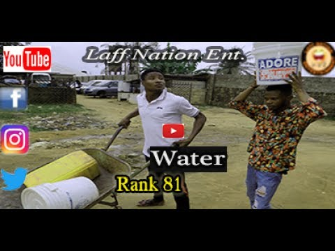 Laff Nation Ent.-Rank 81-Water
