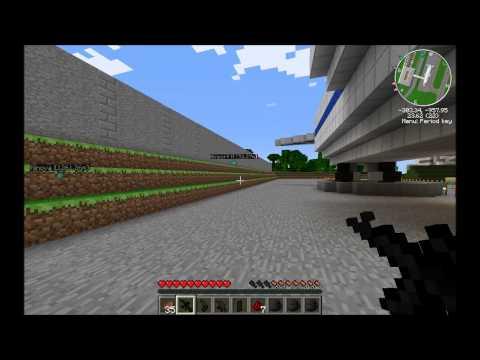 Minecraft DayZ - Episode 2 - Airplane Rescue