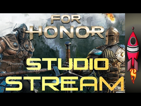 For Honor Song LIVE RECORDING  | STUDIO TOUR  | Learn How We Record! |  Rockit Gaming