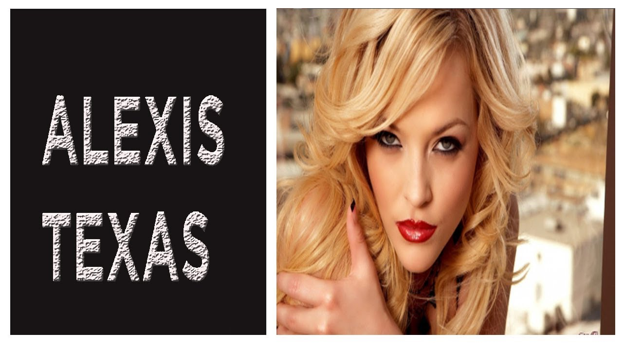 5 Surprising Things You Didn't Know About Alexis Texas