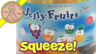 Jelly Fruits Juizee Juice, Squeeze It In Your Mouth!