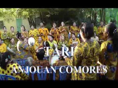 Tari Houzaenya Anjouan Comores