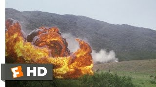 We Were Soldiers (7/9) Movie CLIP - Napalm Air Strike (2002) HD