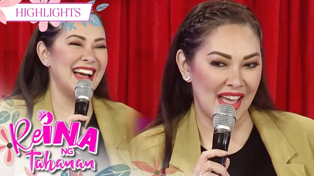 Download Ruffa Gutierrez wants to go to Baguio 'with a friend'   It's Showtime Reina Ng Tahanan